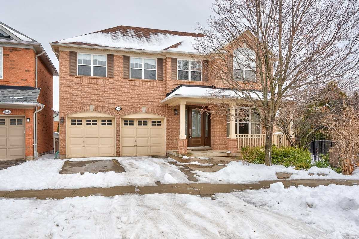 1312 Roundwood Cres, Oakville, L6M4A2, 4 Bedrooms Bedrooms, ,4 BathroomsBathrooms,Detached,For Sale,Roundwood,W4675773