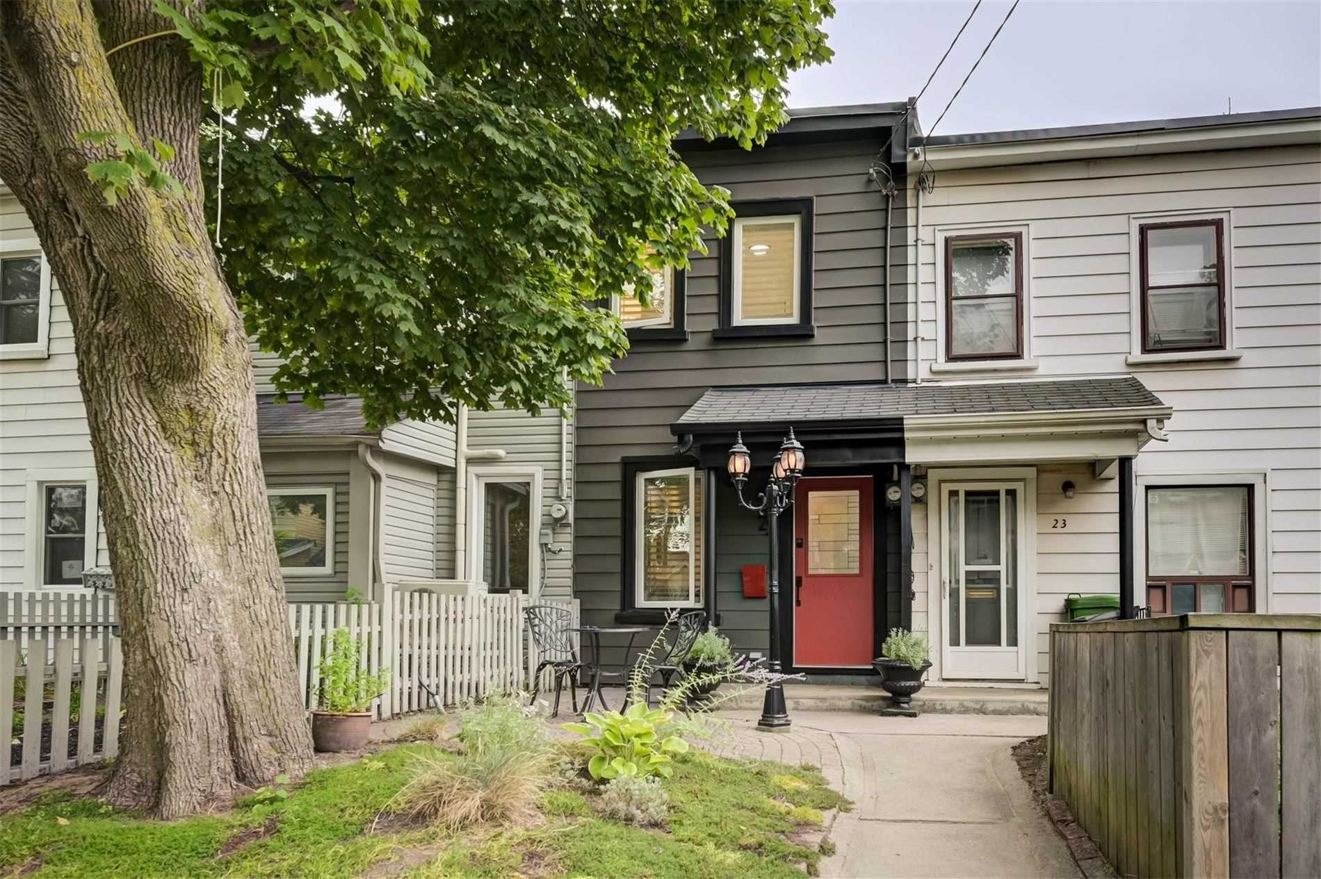 25 Myrtle Ave, Toronto, Ontario M4M2A3, 2 Bedrooms Bedrooms, 5 Rooms Rooms,2 BathroomsBathrooms,Att/row/twnhouse,For Sale,Myrtle,E4906267
