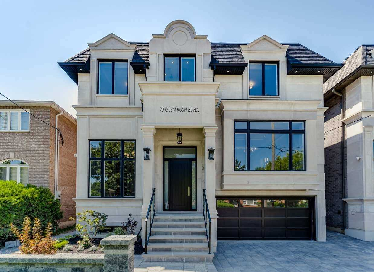 90 Glen Rush Blvd, Toronto, Ontario M5N2V1, 5 Bedrooms Bedrooms, 10 Rooms Rooms,7 BathroomsBathrooms,Detached,For Sale,Glen Rush,C5003657