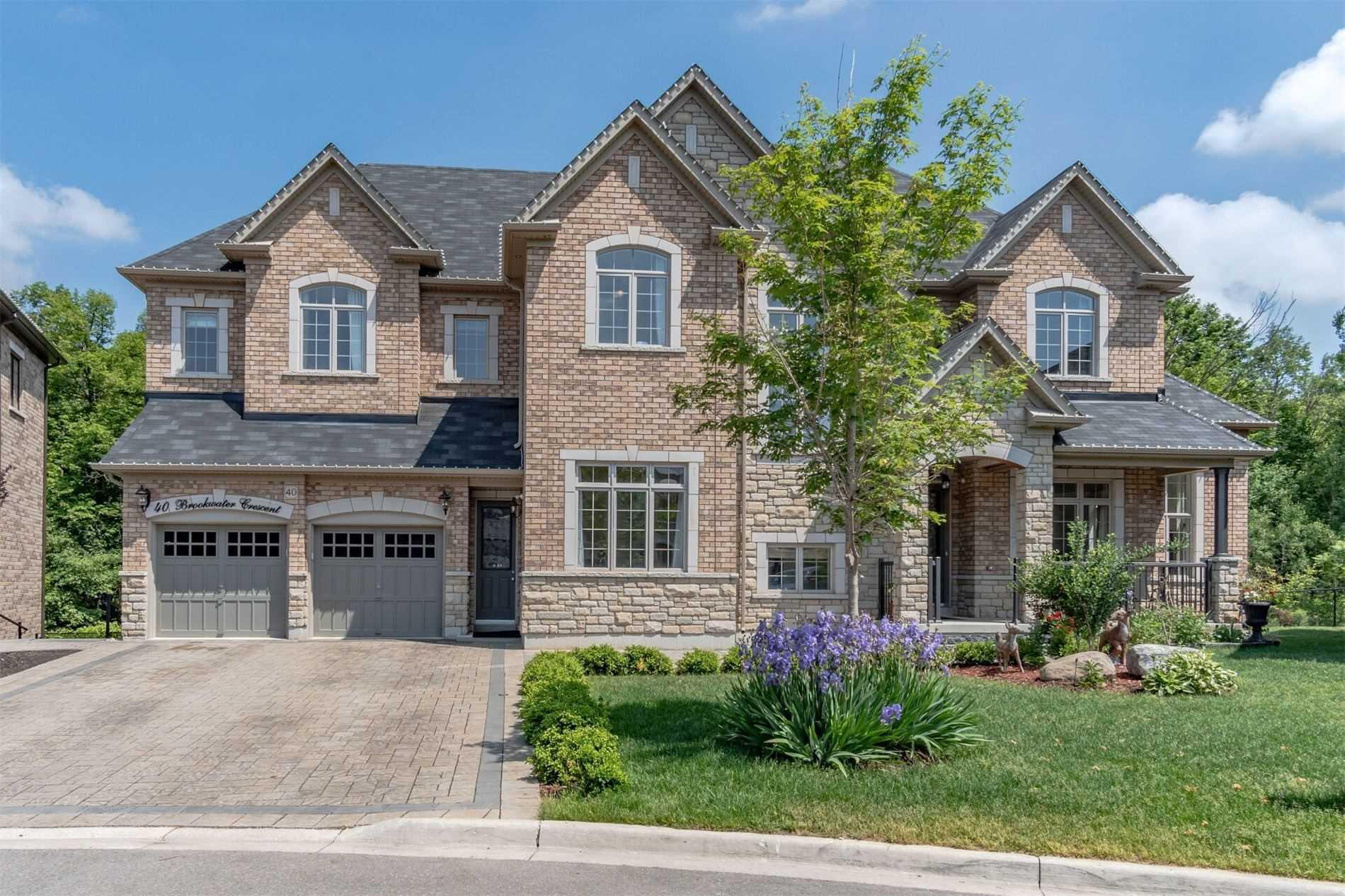 40 Brookwater Cres, Caledon, Ontario L7C4A4, 5 Bedrooms Bedrooms, ,6 BathroomsBathrooms,Detached,For Sale,Brookwater,W5273186