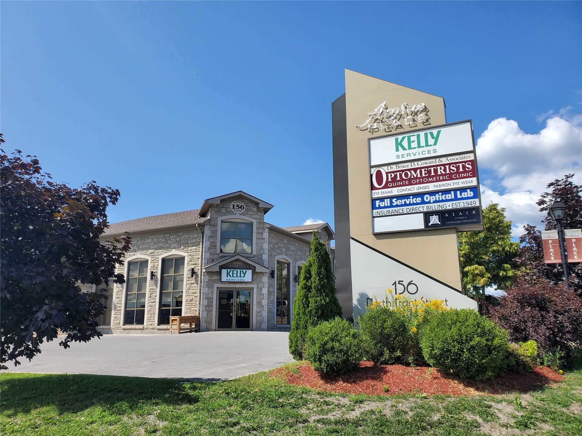 156 North Front` St, Belleville, Ontario K8P 3B6, ,Office,For Lease,North Front`,X4972702